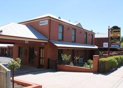 Bendigo Goldfields Motor Inn - Μπέντιγκο - Κτίριο