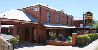 Bendigo Goldfields Motor Inn - Bendigo - Toà nhà