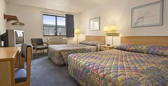 Super 8 by Wyndham Springfield North I-44 - Springfield - Bedroom