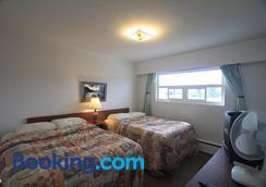 Sunset Motel - Port Alberni - Bedroom