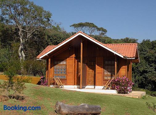 Bosque Dos Beija-Flores Pousada e Spa - São Thomé das Letras - Building