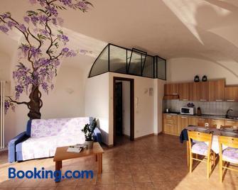 Residence Celeste - Mezzegra - Living room