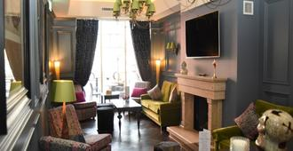 The Fairview Boutique Hotel - Killarney - Sala de estar