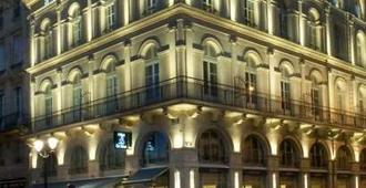 Hôtel de Sèze - Bordeaux - Bygning