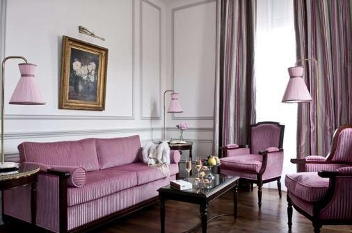 Hôtel de Sèze - Bordeaux - Living room
