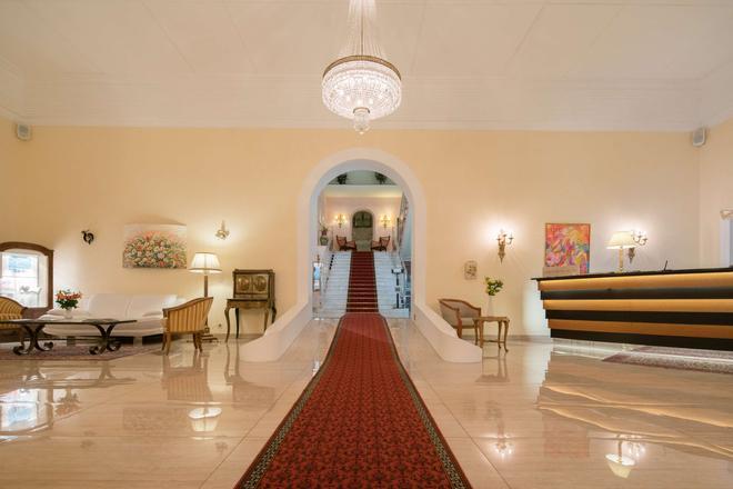 Best Western Hotel Bellevue Au Lac - Lugano - Aula