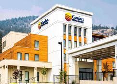 Comfort Inn & Suites - Merritt - Building