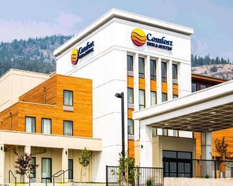 Comfort Inn & Suites - Merritt - Byggnad