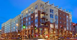 棒球場阿弗雷德住宿飯店 - 丹佛(科羅拉多州) - 建築