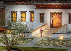 Bhutan Spirit Sanctuary - Paro - Edificio