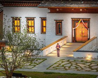 Bhutan Spirit Sanctuary - Paro - Building