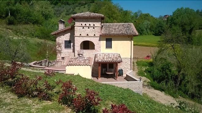 Agriturismo Valle d'Ambrosia - Selci - Building