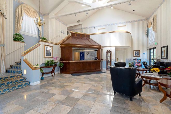 矽谷克拉麗奧酒店 - 聖荷西 - 聖荷西 - 大廳