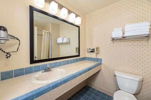 Clarion Inn Silicon Valley - San José - Bathroom