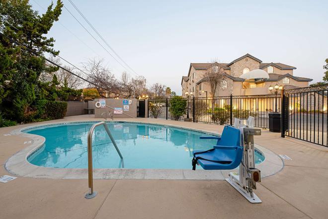 矽谷克拉麗奧酒店 - 聖荷西 - 聖荷西 - 游泳池