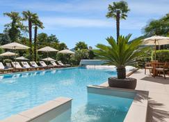 Boutique-Hotel Remorino - Minusio - Pool