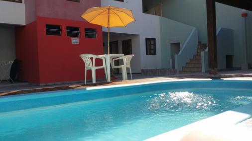 Beira Mar Hostel - Florianopolis - Pool