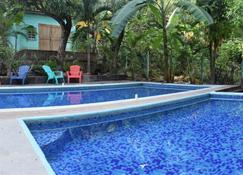 Hammock plantation - El Sunzal - Pool