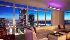 YOTEL New York - Nueva York - Sala de estar