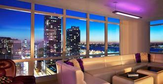 YOTEL New York - New York - Phòng khách
