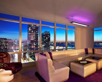 YOTEL New York - New York - Living room