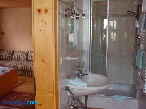 Happy Camp - Lermoos - Bathroom