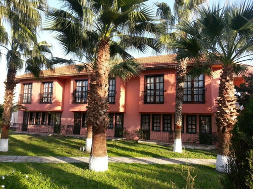 Palmeden Hotel - Dalyan (Mugla) - Rakennus