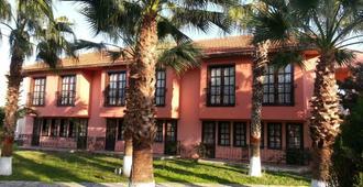 Palmeden Hotel - Dalyan (Mugla) - Κτίριο