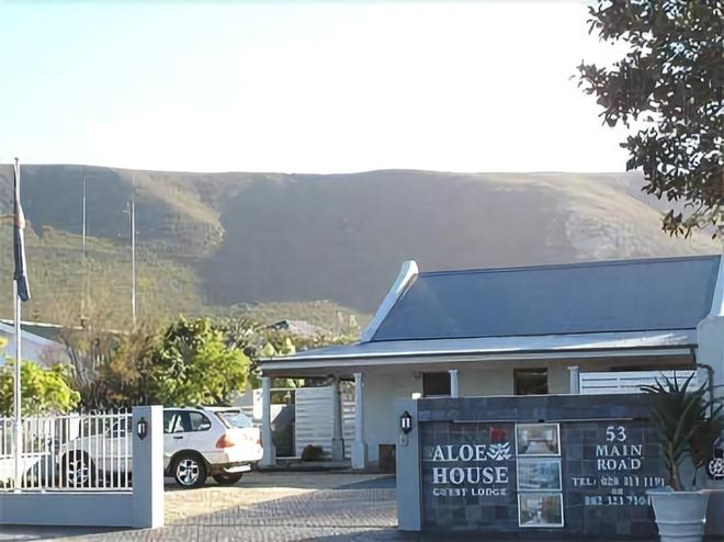 Aloe Guest House - Hermanus