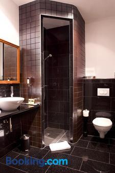 Ross Hotel - Stuttgart - Phòng tắm