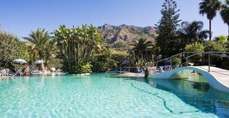 Park Hotel Terme Mediterraneo - Forio - Bể bơi