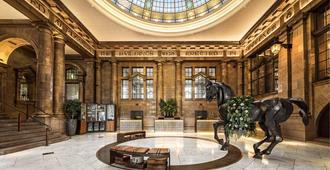 Kimpton Clocktower Hotel - Manchester - Lobby