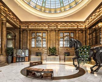 Kimpton Clocktower Hotel - Mánchester - Lobby