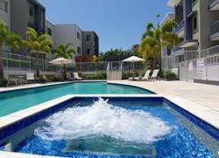 斯潘藍帝都酒店式公寓 - 美人魚海灘 - 美人魚海灘 - 游泳池