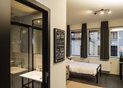 Getaway Studios Leuven - Leuven - Bedroom