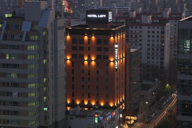 Hotel Loft - Σεούλ - Κτίριο
