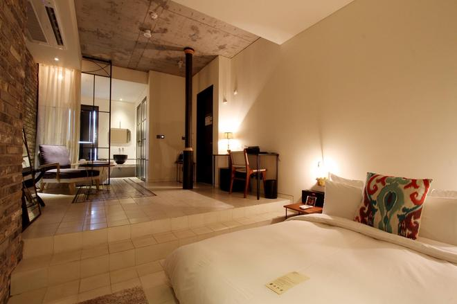 Hotel Loft - Σεούλ - Κρεβατοκάμαρα