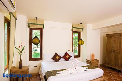 Chivapuri Beach Resort - Ko Chang - Phòng ngủ