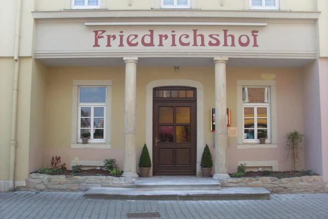 Pension Friedrichshof - Gera - Gebäude