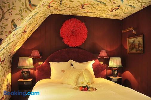 秘密花園套房住宿加早餐旅館 - 布魯日 - 臥室