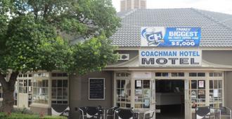 Coachman Hotel Motel - Parkes