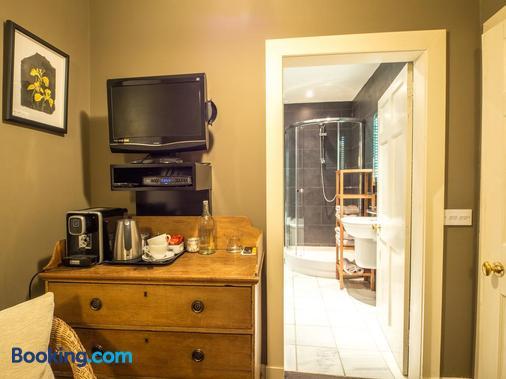 Six Brunton Place - Edinburgh - Living room
