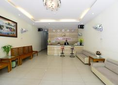 Catba Island Hotel - Cat Ba - Front desk