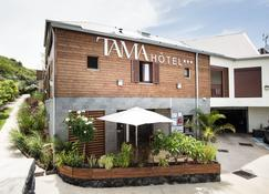 Tama Hotel - Saint-Paul - Building