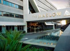 The Maslow Hotel, Sandton - Johanesburgo - Edificio