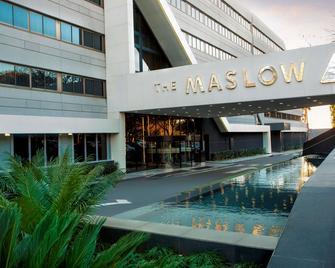 The Maslow Hotel, Sandton - Johannesburg - Building