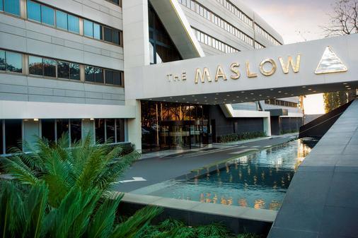 The Maslow Hotel, Sandton - Γιοχάνεσμπουργκ - Κτίριο