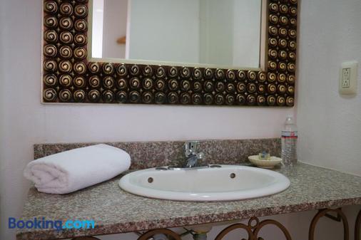 Zar Culiacan - Culiacán - Phòng tắm