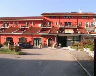 Hotel La Marchesina - Teggiano - Edificio