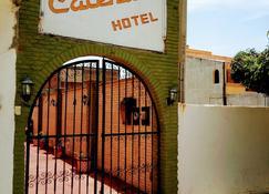 Hotel Calendas - Salina Cruz - Vista del exterior